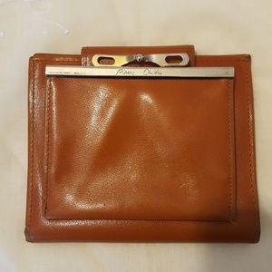 Vintage Pierre Cardin wallet